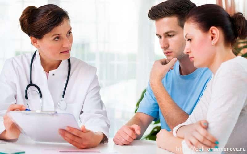 Как обследоваться перед беременностью?