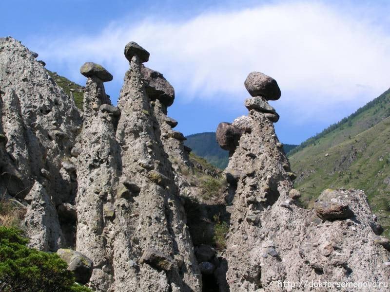 Поход на Алтай